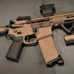 BURNT_BRONZE_AR15_PISTOL_CERAKOTE_FINISH_BURNT_BRONZE_TAURUS_PT809._THE2NDTACTICAL.COM